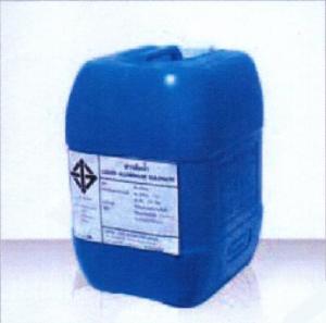 002 Aluminium Sulphate 8% สารส้มน้ำ 8%