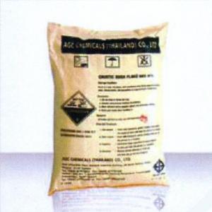 033 Sodium Hydroxide Flake 98 % / โซดาไฟ เกล็ด 98%